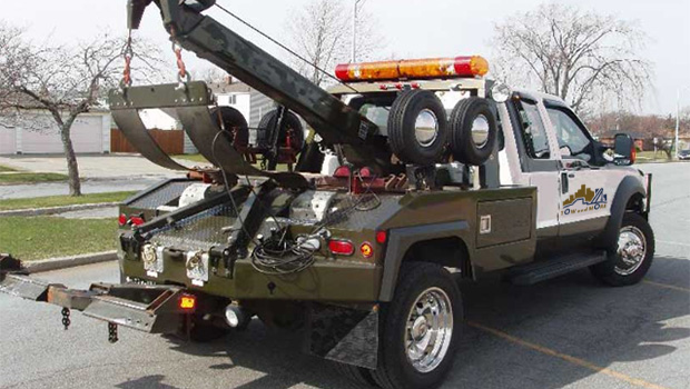 Wrecker Service Baltimore MD