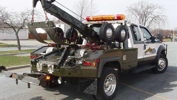 Wrecker Service Baltimore MD